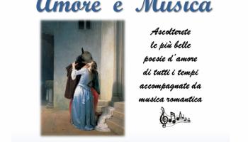 AMORE E MUSICA non solo teatro