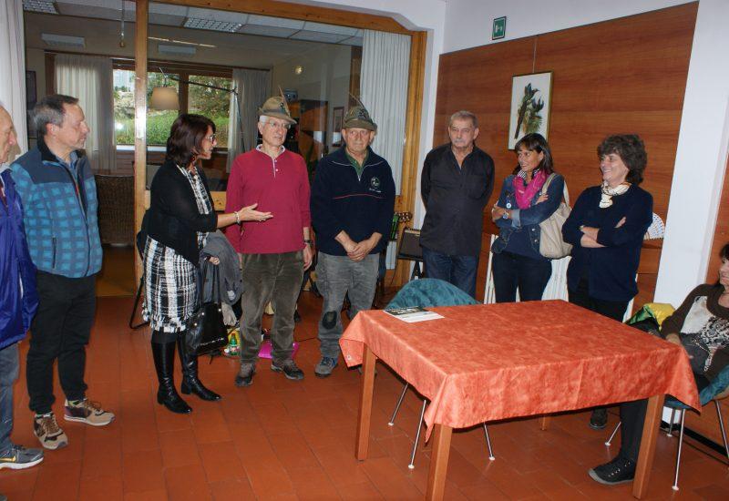Sindaco di Malnate, Alpini, Vicepresidente la Residenza, Direttrice la Residenza